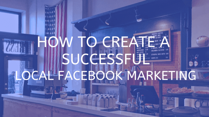 local facebook marketing strategy