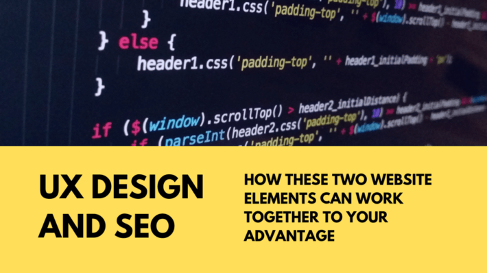UX Design and SEO