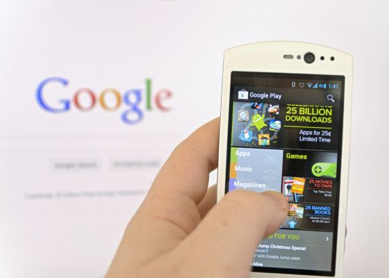 Android App in Google Play Store