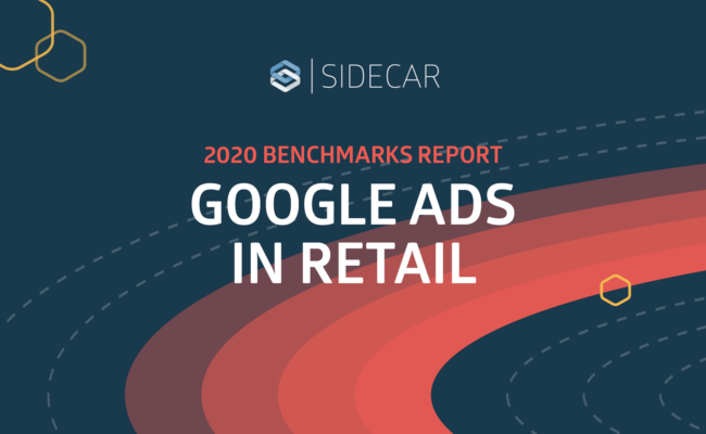 Google Ads Competitive Benchmark Report for Retail