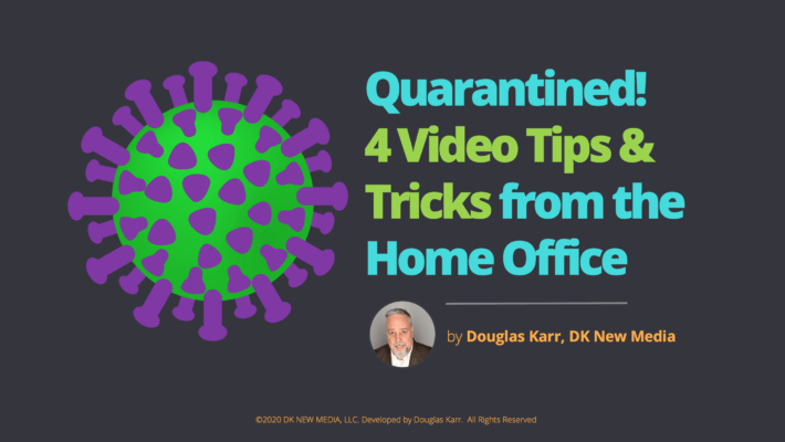 Video Tips from the Home Office