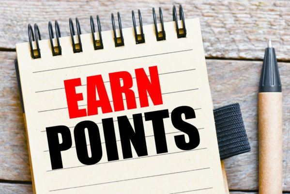 Loyalty Rewards Program Points