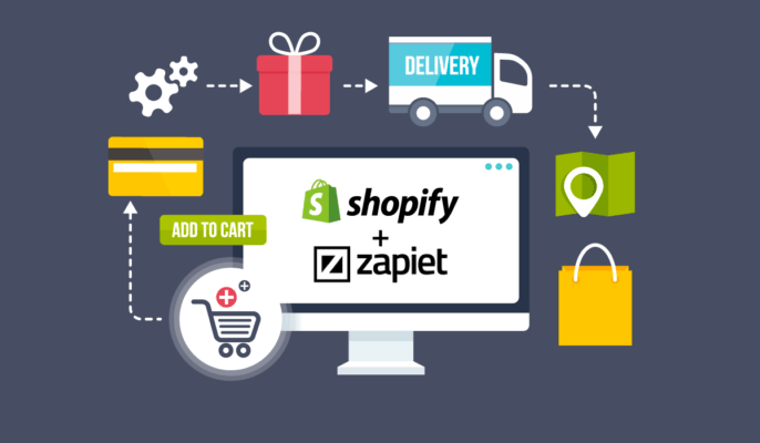 Shopify and Zapiet: Ecommerce and Delivery