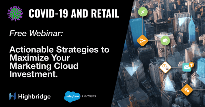 Retail Marketing Cloud Webinar