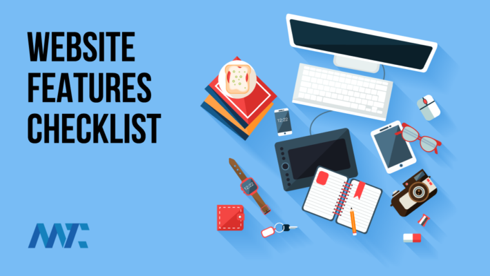 Website Features Checklist