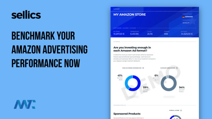 Amazon Advertising Benchmark Report
