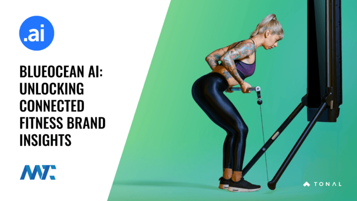 BlueOcean AI Analysis of Connected Fitness Brand Insights