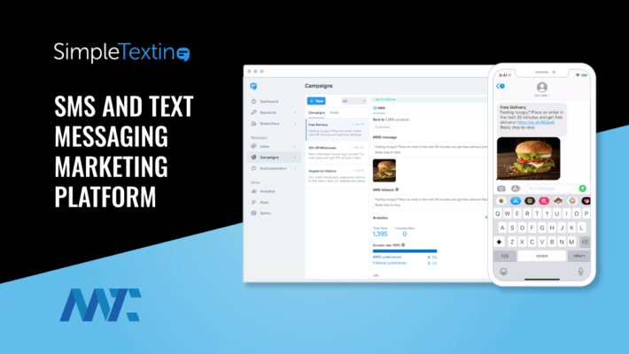 SimpleTexting SMS Marketing Platform