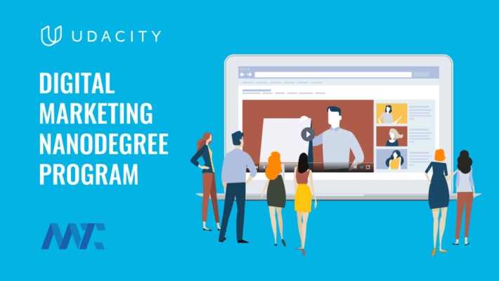 Udacity Digital Marketer Training