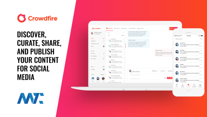 Crowdfire Social Media Publishing