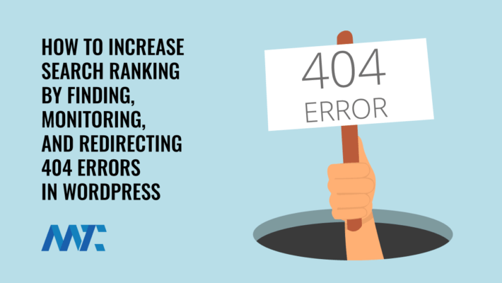 Redirect 404 Pages To Increase Search Rankings