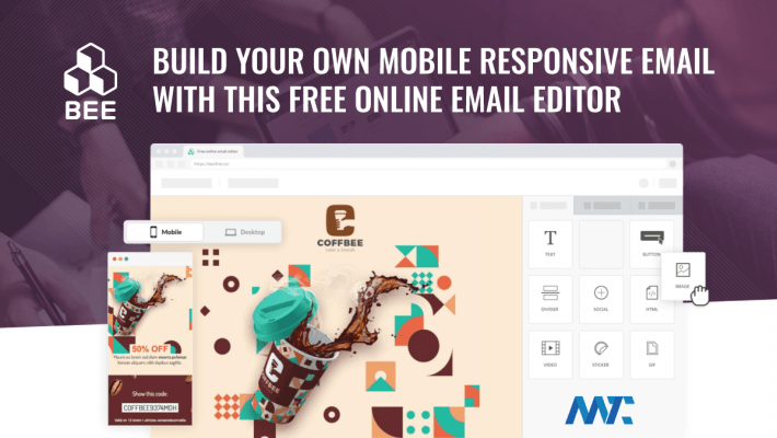 BEE Mobile Responsive Email Editor
