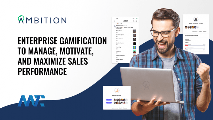 Ambition - Enterprise Sales Gamification Platform