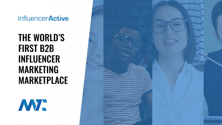 Influencer Active: Find B2B Influencers for Influencer Marketing