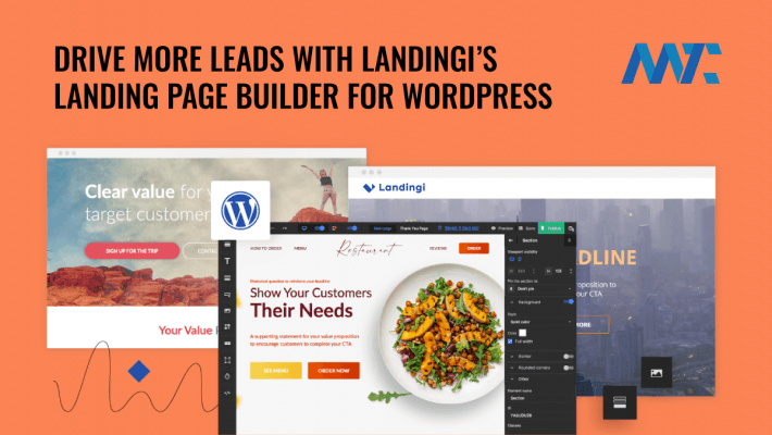 Landi Landing Page Builder for WordPress