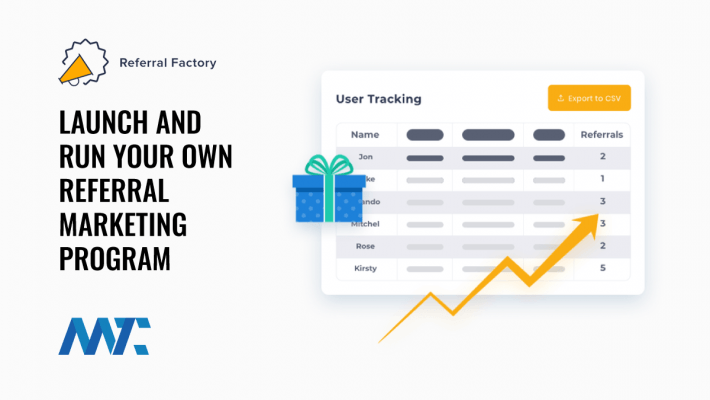 Referral Factory - Referral Marketing Software Platform
