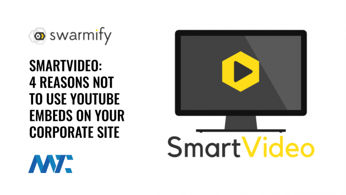SmartVideo from Swarmify: A YouTube Alternative For Corporate Websites