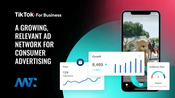 TikTok For Business Advertising Network
