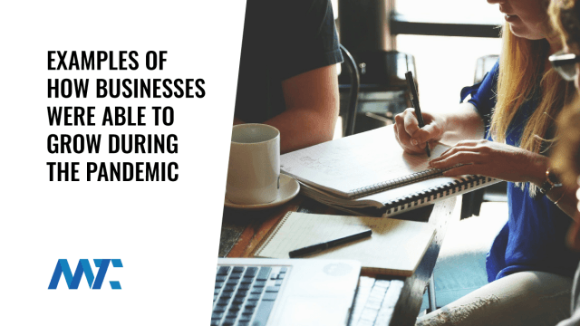 Business Growth During The Pandemic