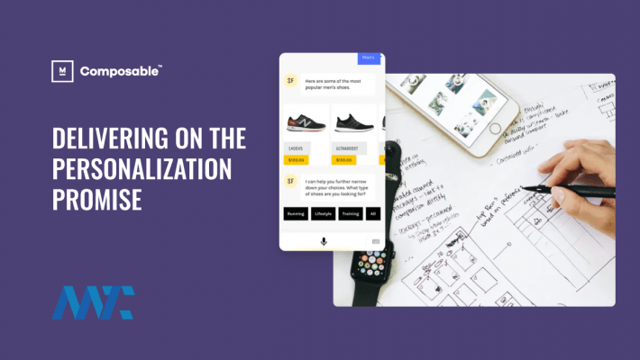 Composable by Myplanet - Personalization Framework for Ecommerce