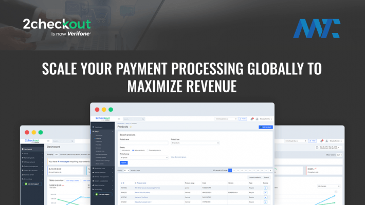 2Checkout Global Payment Processing