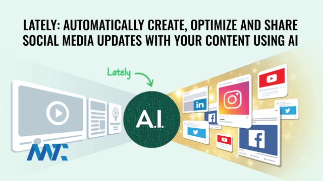 Lately AI Social Media Content Writer