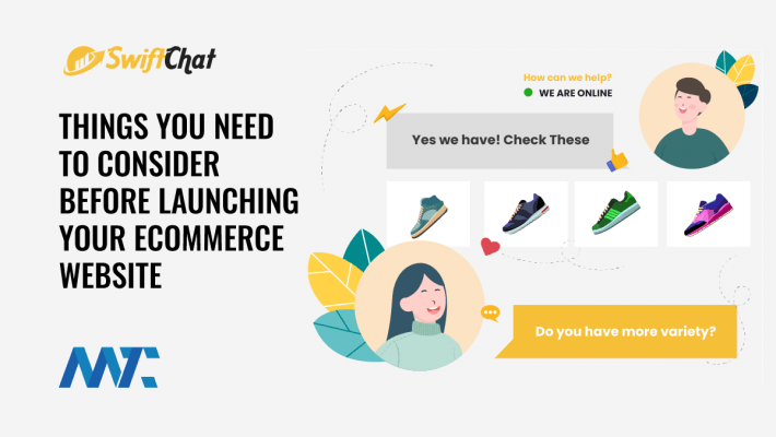 Ecommerce Launch Considerations and Tips