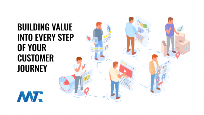 Building Value Into Every Step Of Your Customer Journey