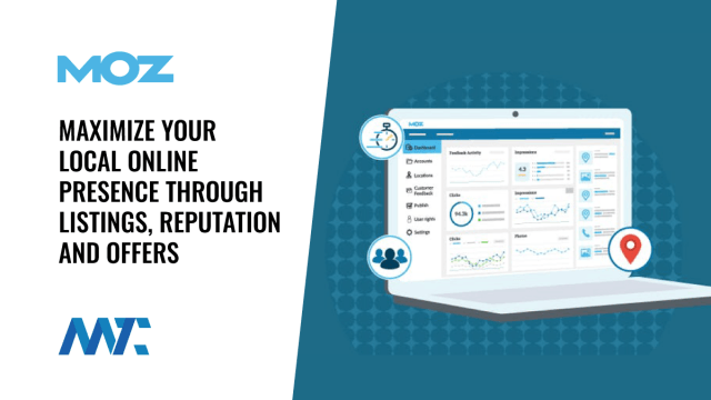 Moz Local: Listings Management, Reputation Management, and Offers