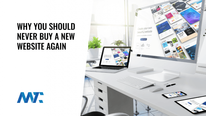 Why You Should Never Buy A New Website