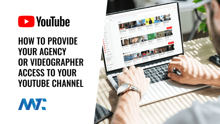 How To Add Agency Access to Your YouTube Account