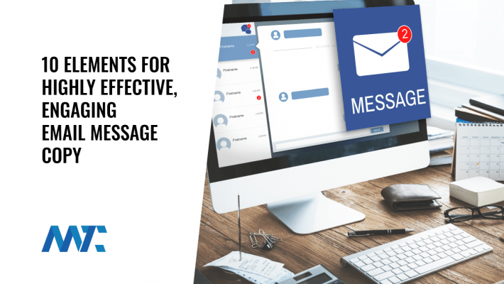 Effective Email Marketing Message Copy