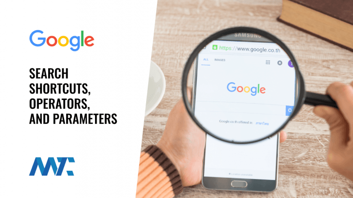 Google Search, Operators, and Parameters